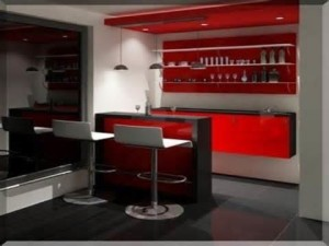 bar in house