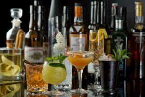 Top 5 most Popular Alcoholic Drinks